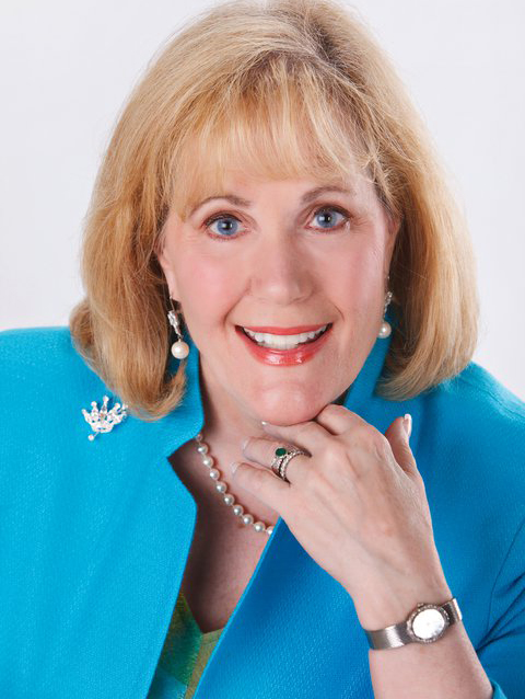 Christian Women in Media Association founder and president Suellen Roberts