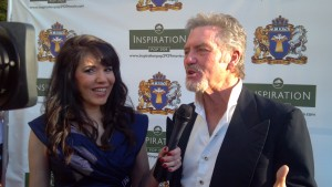 Larry Gatlin at Inspiration Pop 2929 red carpet premiere