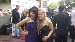 Cheryl Wicker and Jenn Gotzon at Stellae Awards
