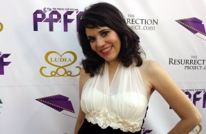 CMC's Cheryl Wicker at PPFF