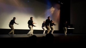 The RRecipe Men perform at PPFF Stellae Awards