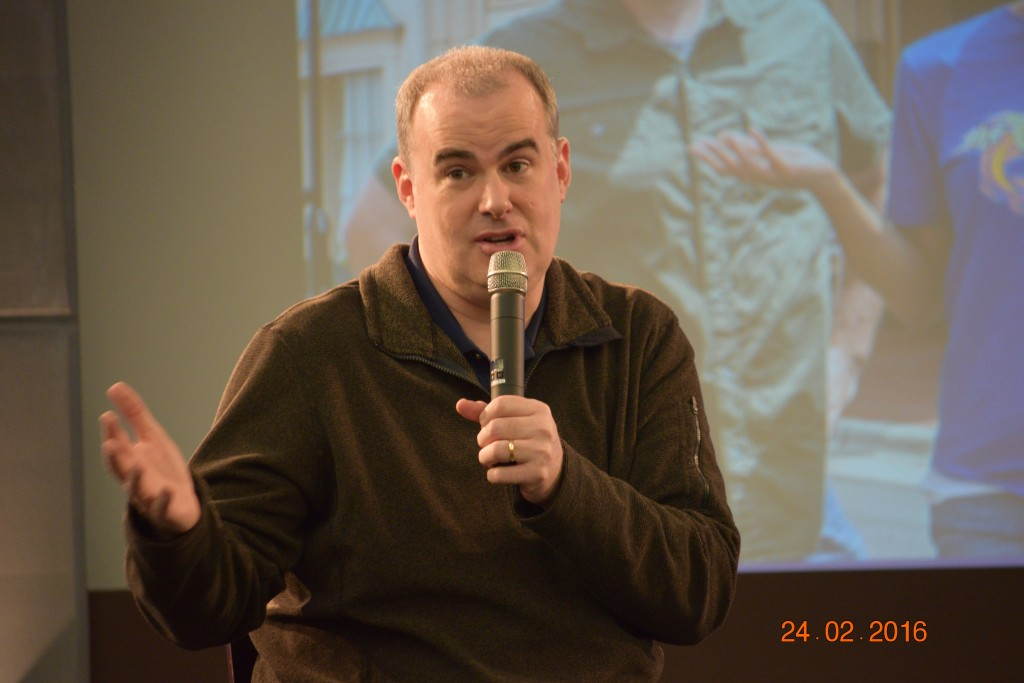 Alex Kendrick Photo Credit: Kenneth Sutton