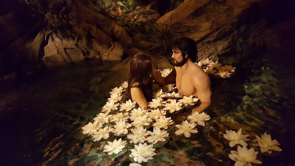 Creation Museum - Adam and Eve